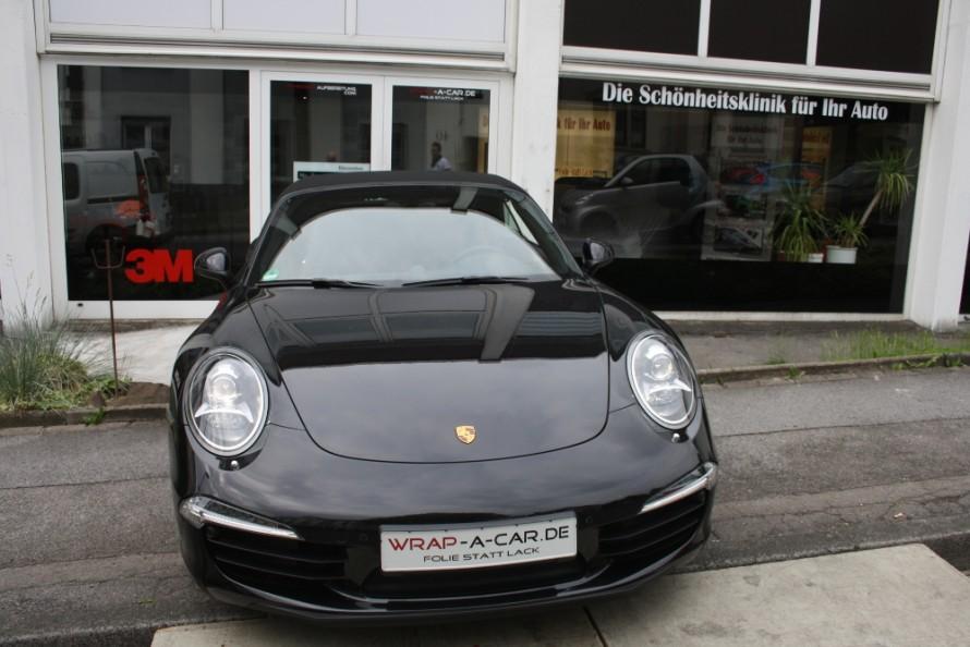 Porsche Auslieferung