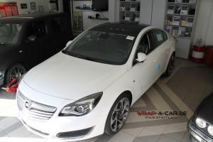 Dachfolierung Opel