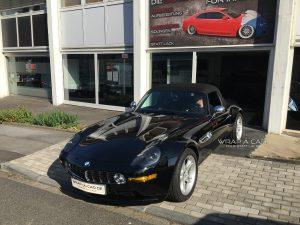 Lackschutz BMW Z 8