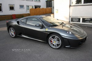 Ferrari Wrapping Solingen