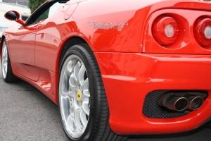 Ferrari Steinschlagschutz