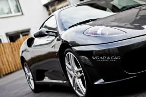 Ferrari Schutzfolie / Steinschlagschutz