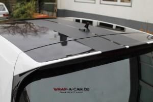 VW Golf 7 Teilfolierung