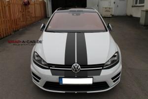 VW Golf 7 R RallyeStreifen