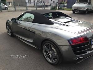 Audi R 8 Beklebung