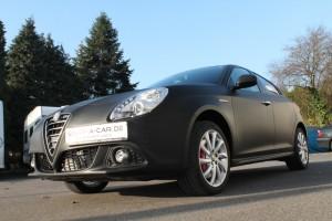 Alfa Romeo Folierung