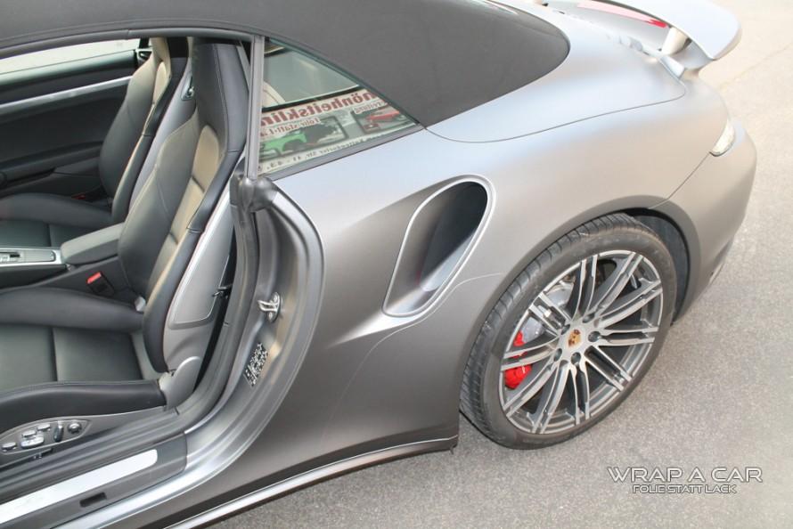 991 turbo cabriolet folie statt lack. Black Bedroom Furniture Sets. Home Design Ideas