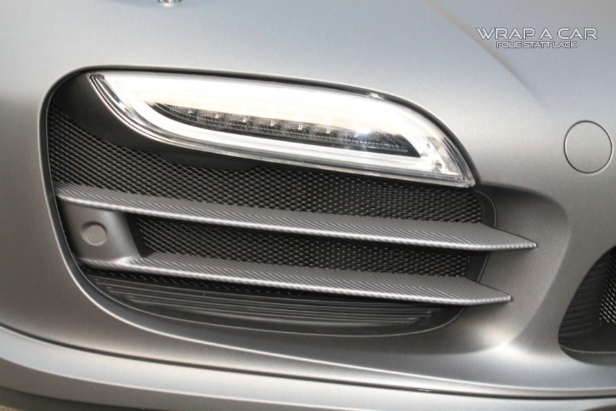 Porsche-Turbo-Luftgitter