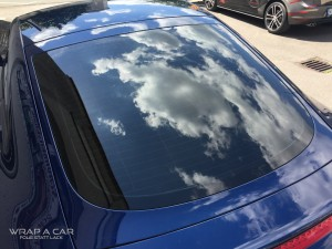 Scheibentönung Audi TT 8J