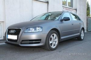 Audi A 3 Sportback Folierung