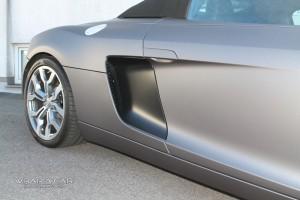 Audi R 8 Sideblade
