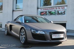 Audi R 8 Folierung