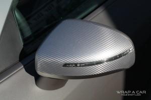Audi R 8 Aussenspiegel Karbon