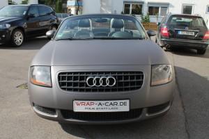 Audi TT Vollfolierung
