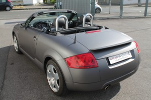 Audi Cabrio Folie