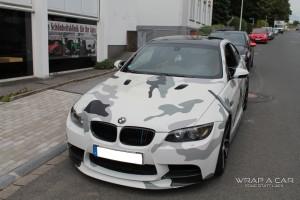 BMW M 3 Folierung