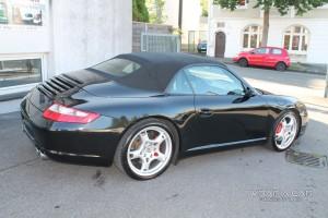 Porsche 997 Heckfolierung