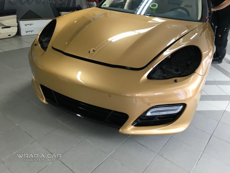 panamera-front-gold-metallic