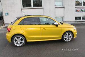 Audi A 1 Vollverklebung
