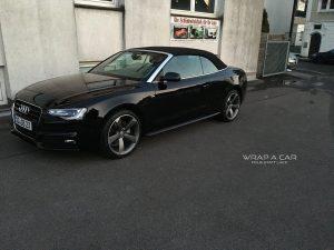 Audi A 5 Cabrio quattro