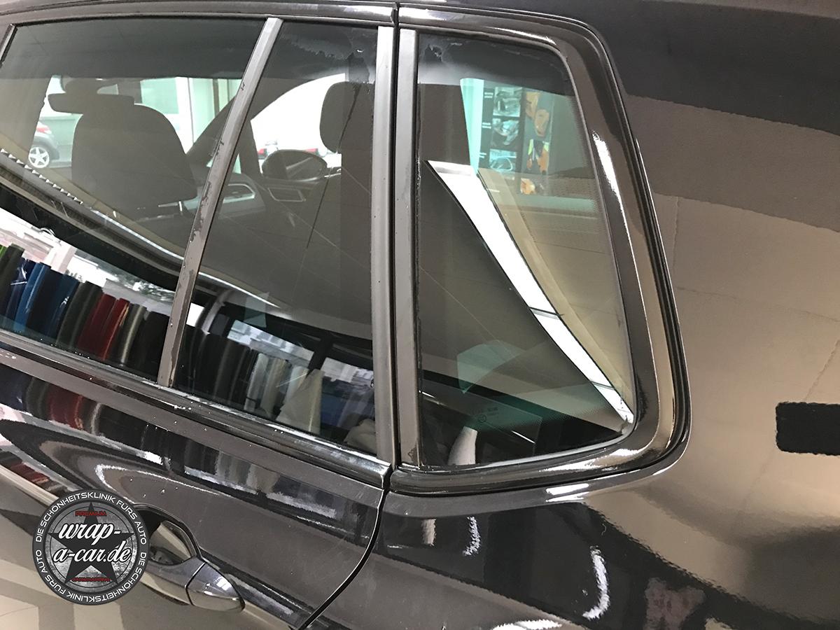 chrom fensterleisten foliert scheibent nung by wrap a car. Black Bedroom Furniture Sets. Home Design Ideas