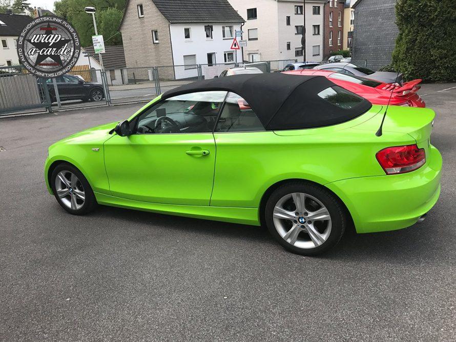 Folierung-BMW-grün5723