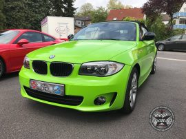 Folierung-BMW-grün5742