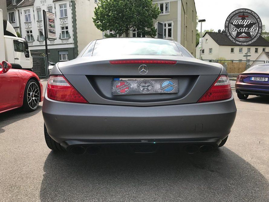 Folierung-MercedesSLK-graumatt5752