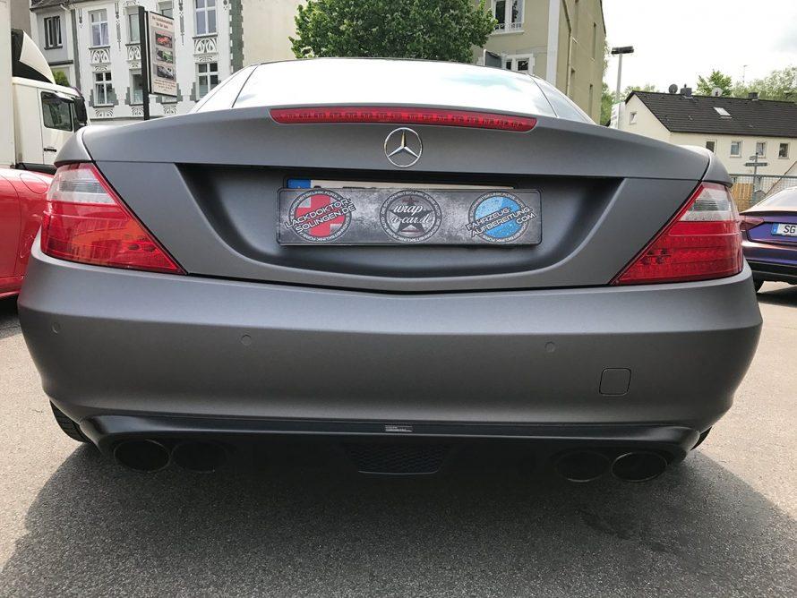 Folierung-MercedesSLK-graumatt5753