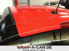 Folierung Opel Corsa D