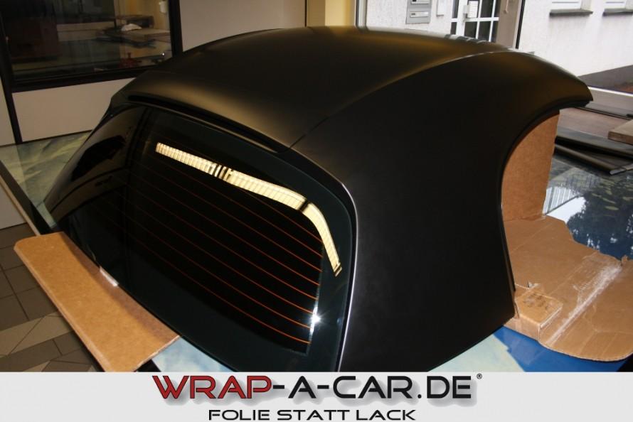 BMW Z4 Folierung