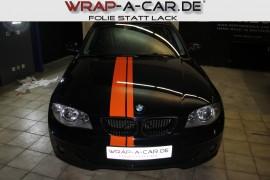 BMW 1e Folierung