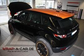 Land Rover Folierung
