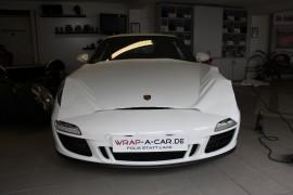 Porsche GTS Folierung