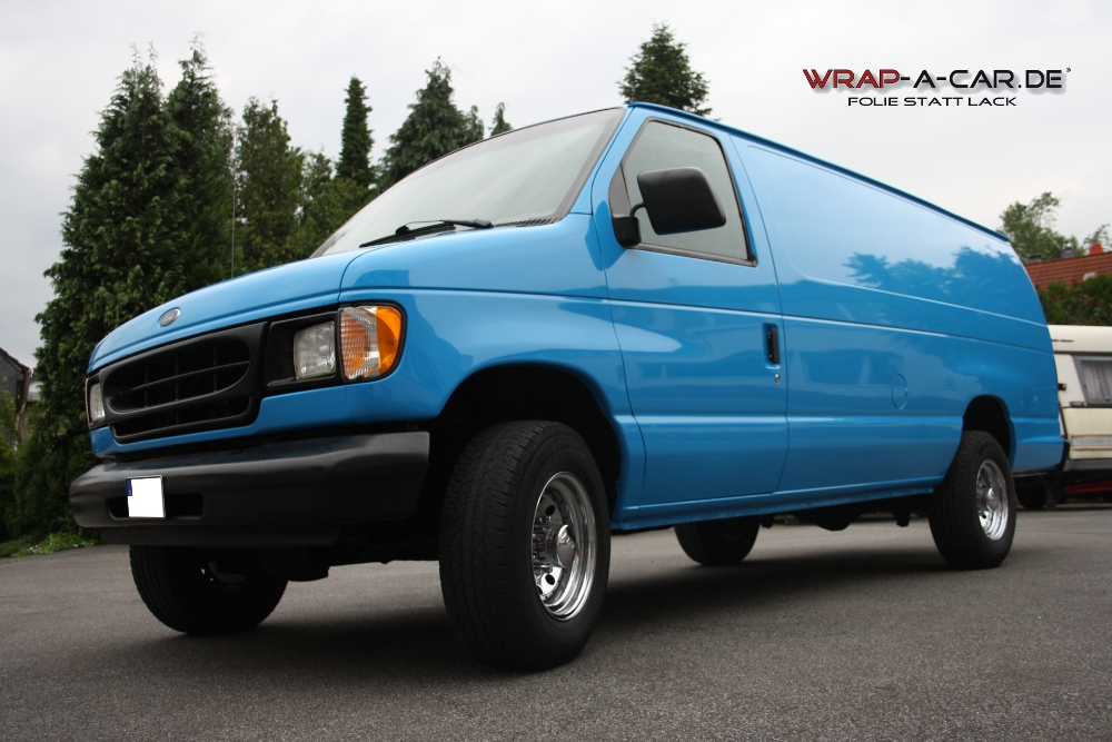 Ford Transit Car Transporter